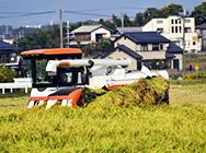 トラクターやコンバイン、草刈機など農耕機の配送